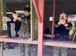 Strzelanie z pistoletu (27.05.2021)